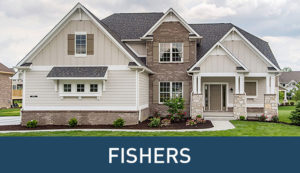 Fishers Indiana Custom Communities