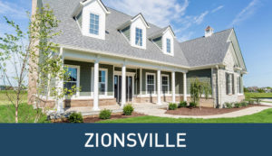 Zionsville Indiana Custom Communities